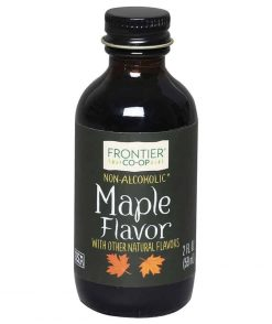 Frontier Natural Maple Flavour