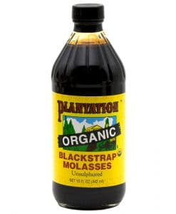 Plantation Organic Blackstrap Molasses