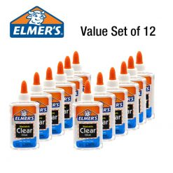 Elmer's Clear Glue Set of 12